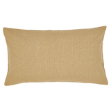 Burlap Natural King Sham