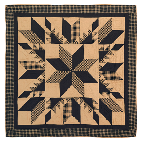 Dakota Star Twin Quilt