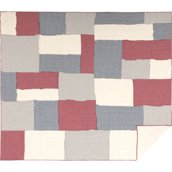 VHC-Brands-April-Olive-Americana-Bedding-Hatteras-Quilt-Luxury-King-Americana-Red-Cotton-White-Denim-Blue