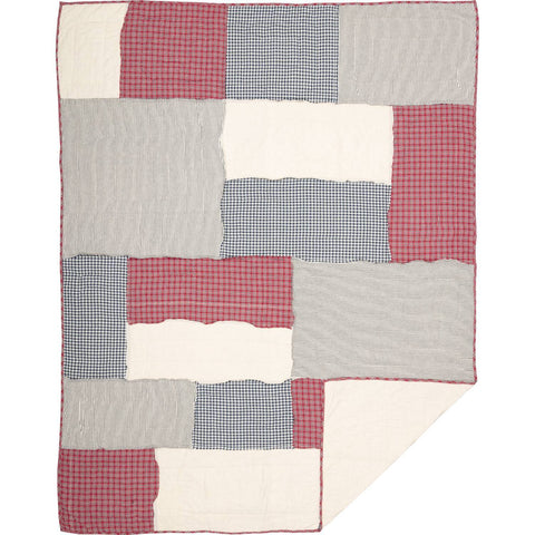 VHC-Brands-April-Olive-Americana-Bedding-Hatteras-Quilt-Twin-Americana-Red-Cotton-White-Denim-Blue