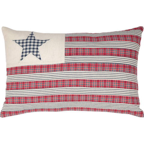 VHC-Brands-April-Olive-Americana-Pillows-Throws-Hatteras-Pillow-Filled-Patch-14x22-Americana-Red-Cotton-White-Denim-Blue