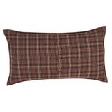 VHC-Brands-Mayflower-Market-Classic-Country-Bedding-Abilene-Star-Sham-King-Quilted-Burgundy-Tan-Dark-Brown