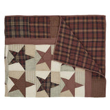 VHC-Brands-Mayflower-Market-Classic-Country-Pillows-Throws-Abilene-Star-Throw-70x55-Burgundy-Dark-Brown-Tan