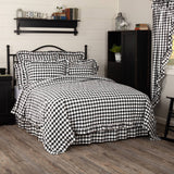 VHC-Brands-April-Olive-Farmhouse-Bedding-Annie-Buffalo-Check-Coverlet-California-King-Quilted-Country-Black-Soft-White