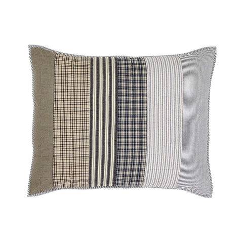 VHC-Brands-April-Olive-Farmhouse-Bedding-Ashmont-Sham-Standard-Quilted-Warm-Grey-Vintage-White-Washed-Blue