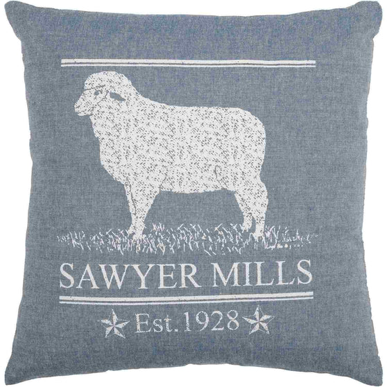 VHC-Brands-April-Olive-Farmhouse-Pillows-Throws-Sawyer-Mill-Blue-Pillow-Filled-Fabric-18x18-Denim-Blue-Soft-White