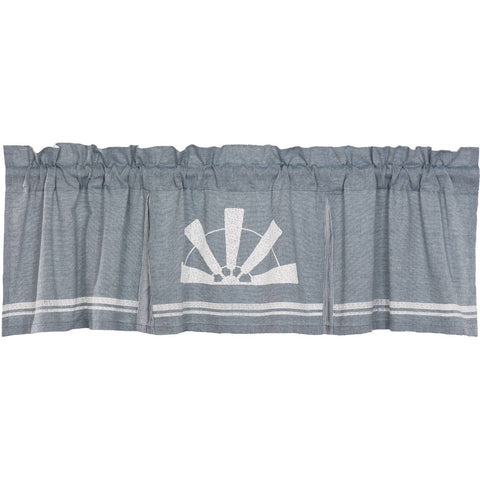 VHC-Brands-April-Olive-Farmhouse-Window-Sawyer-Mill-Blue-Valance-20x72-Denim-Blue-Soft-White