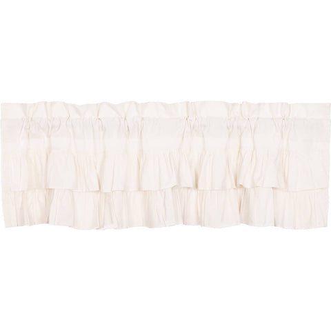 VHC-Brands-April-Olive-Farmhouse-Window-Simple-Life-Flax-Antique-White-Valance-16x60-Light-Creme