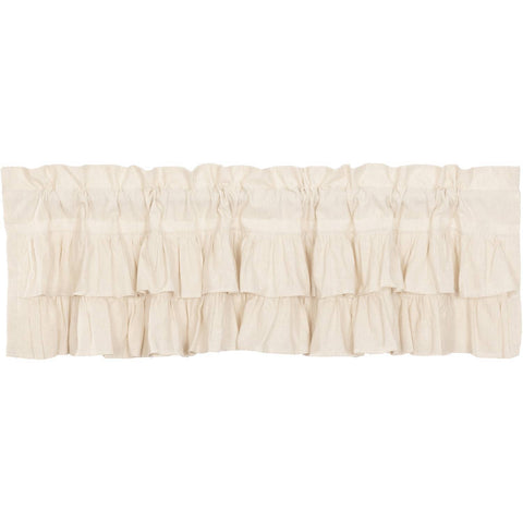VHC-Brands-April-Olive-Farmhouse-Window-Simple-Life-Flax-Natural-Valance-16x60-Natural-Creme