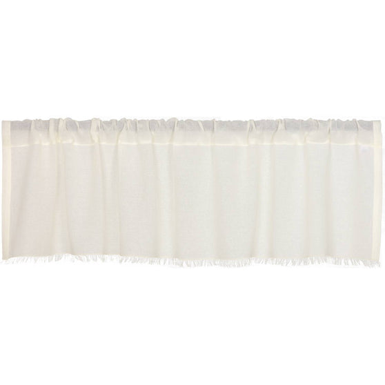 VHC-Brands-April-Olive-Farmhouse-Window-Tobacco-Cloth-Antique-White-Valance-16x60-Antique-White