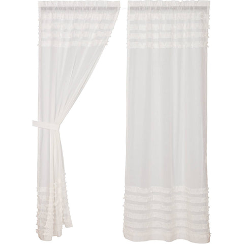 VHC-Brands-April-Olive-Farmhouse-Window-White-Ruffled-Sheer-Petticoat-Panel-Set-84x40-Soft-White
