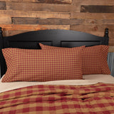 VHC-Brands-Mayflower-Market-Primitive-Bedding-Burgundy-Check-Pillow-Case-King-Burgundy-Dark-Tan