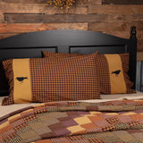 VHC-Brands-Mayflower-Market-Primitive-Bedding-Heritage-Farms-Pillow-Case-Standard-Burgundy-Mustard-Raven-Black
