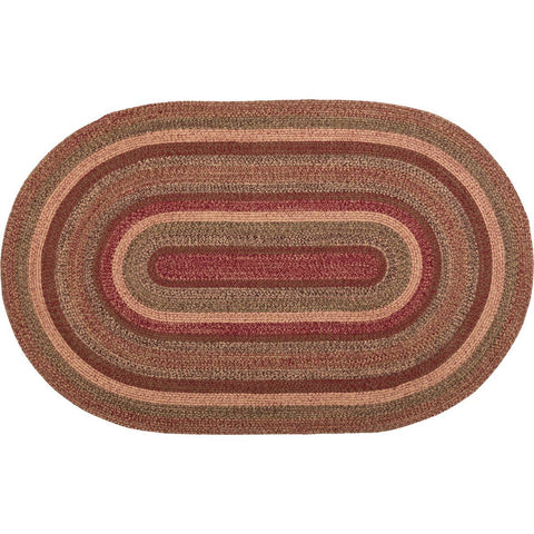 VHC-Brands-Mayflower-Market-Primitive-Rugs-Cider-Mill-Jute-Jute-Rug-60x96-Burgundy-Natural-Olive-Green