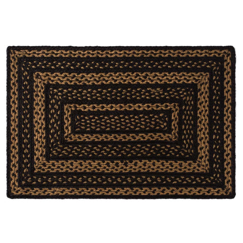 VHC-Brands-Mayflower-Market-Primitive-Rugs-Farmhouse-Jute-Jute-Rug-20x30-Country-Black-Dark-Tan