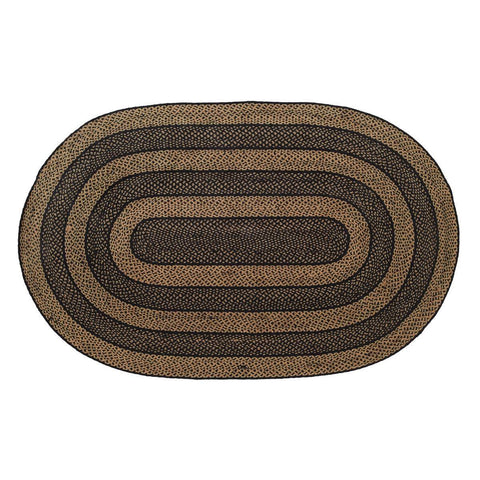 VHC-Brands-Mayflower-Market-Primitive-Rugs-Farmhouse-Jute-Jute-Rug-60x96-Country-Black-Dark-Tan