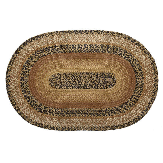 VHC-Brands-Mayflower-Market-Primitive-Rugs-Kettle-Grove-Jute-Rug-20x30-Country-Black-Caramel-Dark-Creme