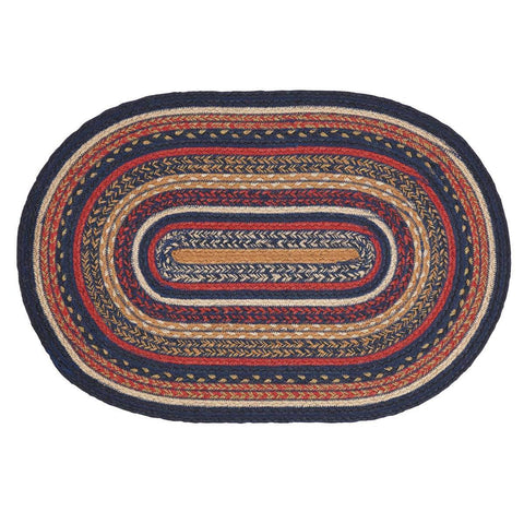 VHC-Brands-Mayflower-Market-Primitive-Rugs-Stratton-Jute-Rug-20x30-Navy-Ruby-Copper