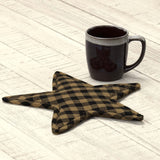 VHC-Brands-Mayflower-Market-Primitive-Tabletop-Kitchen-Black-Star-Trivet-Raven-Khaki
