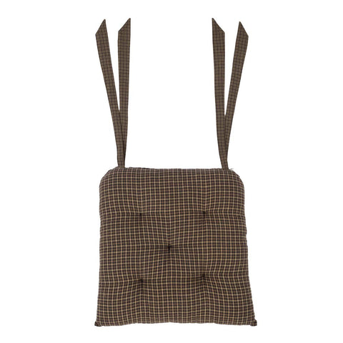VHC-Brands-Mayflower-Market-Primitive-Tabletop-Kitchen-Kettle-Grove-Chair-Pad-Country-Black-Khaki