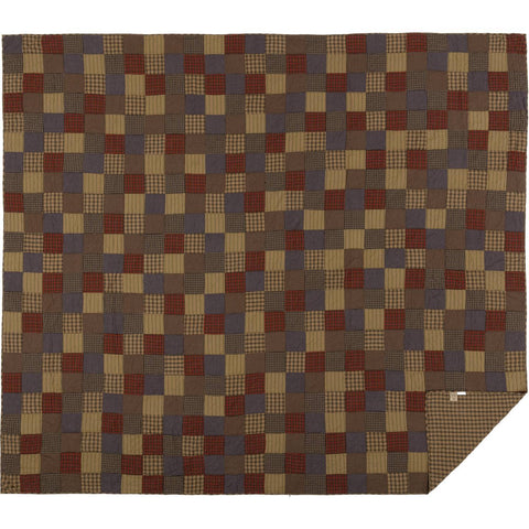 VHC-Brands-Oak-Asher-Rustic-Bedding-Cedar-Ridge-Quilt-King-Cedar-Green-Brick-Red-Navy