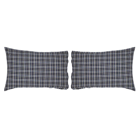 VHC-Brands-Oak-Asher-Rustic-Lodge-Bedding-Columbus-Pillow-Case-Standard-Navy-Evergreen-Creme