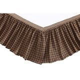 VHC-Brands-Oak-Asher-Rustic-Lodge-Bedding-Prescott-Bed-Skirt-Twin-Dark-Brown-Light-Tan-Creme