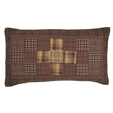VHC-Brands-Oak-Asher-Rustic-Lodge-Bedding-Prescott-Sham-King-Quilted-Russet-Light-Tan-Earth-Green