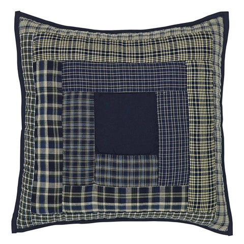 VHC-Brands-Oak-Asher-Rustic-Lodge-Pillows-Throws-Columbus-Pillow-Filled-Quilted-16x16-Navy-Vanilla-Evergreen