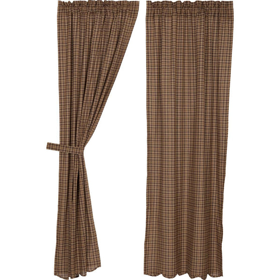 VHC-Brands-Oak-Asher-Rustic-Lodge-Window-Prescott-Panel-Set-84x40-Dark-Brown-Light-Tan-Creme