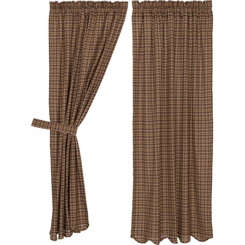 VHC-Brands-Oak-Asher-Rustic-Lodge-Window-Prescott-Short-Panel-Set-63x36-Dark-Brown-Light-Tan-Creme