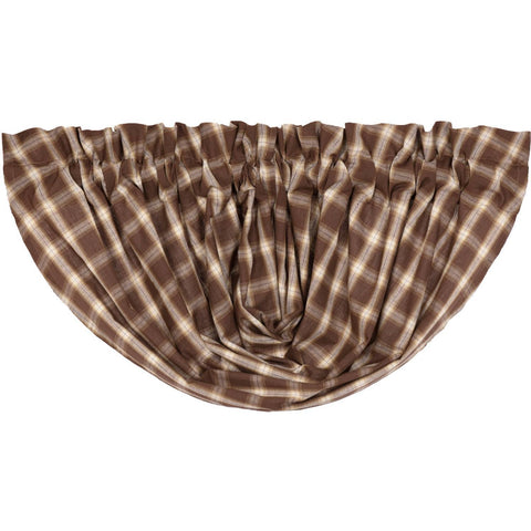 VHC-Brands-Oak-Asher-Rustic-Lodge-Window-Rory-Balloon-Valance-15x60-Chocolate-Creme-Almond