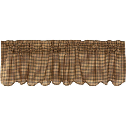 VHC-Brands-Oak-Asher-Rustic-Window-Cedar-Ridge-Valance-16x60-Cedar-Green-Natural-Dark-Brown