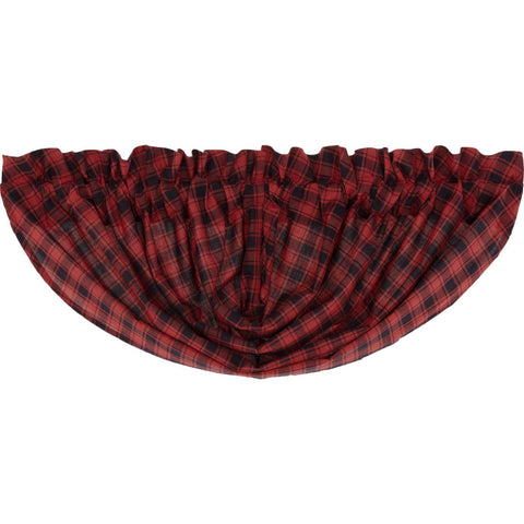 VHC-Brands-Oak-Asher-Rustic-Window-Cumberland-Balloon-Valance-15x60-Chili-Pepper-Caviar