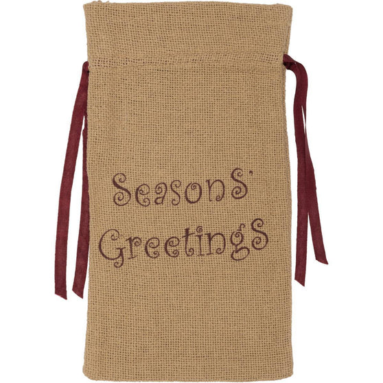 VHC-Brands-Seasons-Crest-Seasonal-Tabletop-Kitchen-Burlap-Natural-Wine-Bag-Natural-Crimson