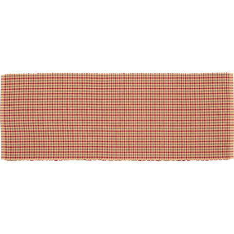 VHC-Brands-Seasons-Crest-Seasonal-Tabletop-Kitchen-Jonathan-Plaid-Rib-Weave-Runner-13x36-Wheat-Deep-Red-Olive-Green