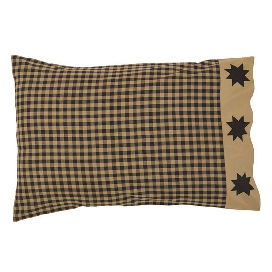 Bedding DakotaStar Euros, Shams & Pillow Cases VHC-Brands