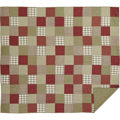 Prairie Winds King Quilt 97x110