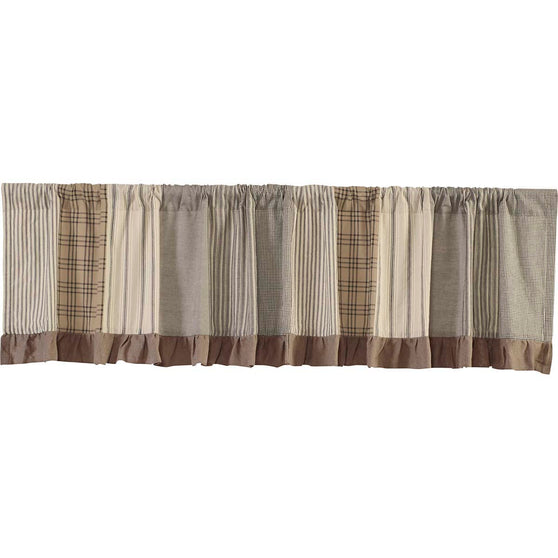 Sawyer Mill Patchwork Valance 16x90