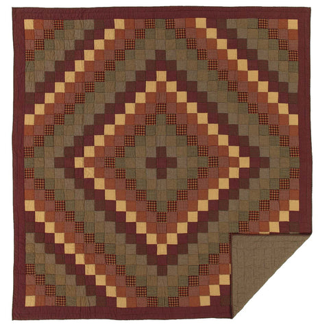Heritage Farms Queen Quilt 90x90