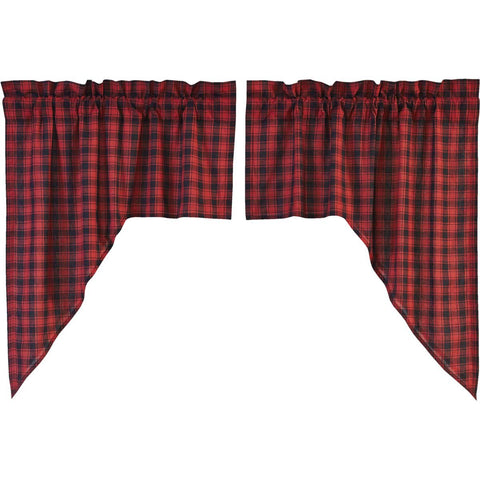 Cumberland Swag Set of 2 36x36x16