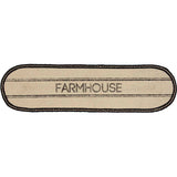 Sawyer Mill Farmhouse Jute Runner 13x48