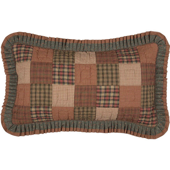 Crosswoods King Sham 21x37