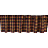 Primitive Check Valance 16x72