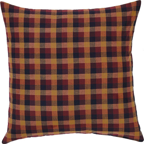 Primitive Check Fabric Euro Sham 26x26