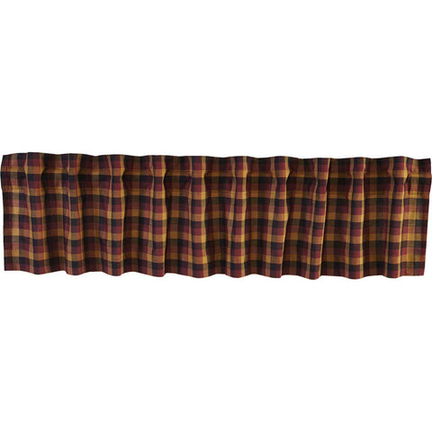 Primitive Check Valance 16x90
