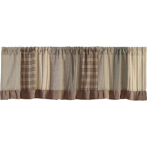 Sawyer Mill Patchwork Valance 16x72