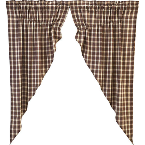 Rory Prairie Curtain Set of 2 63x36x18