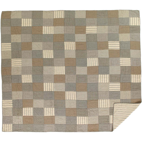 Sawyer Mill Luxury King Quilt 105x120