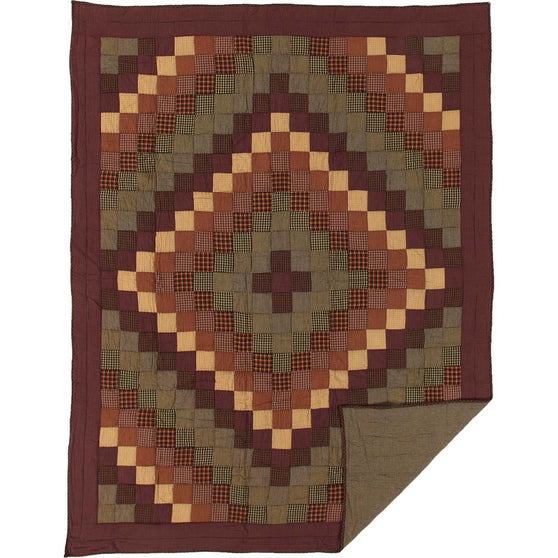 Heritage Farms Twin Quilt 86x68
